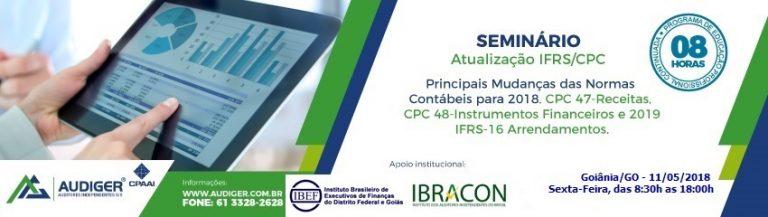 Atualização IFRS/CPC